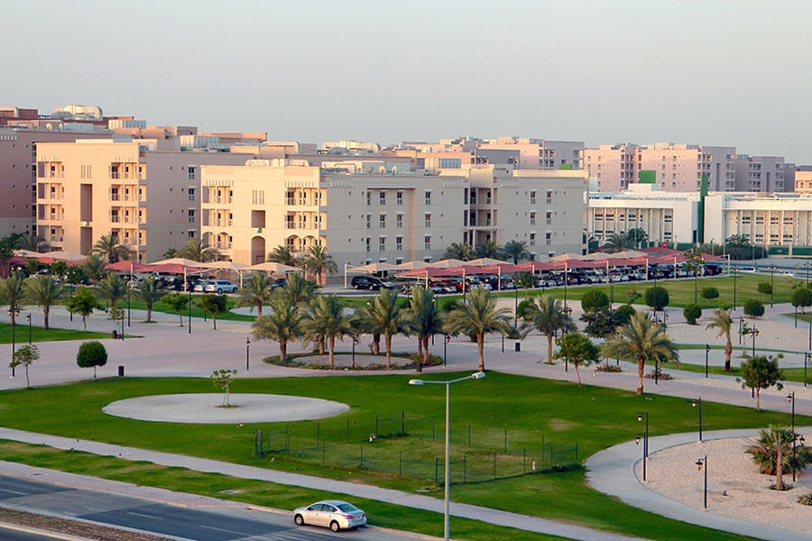 The Park Residences Apartments Barwa City Mesaimeer