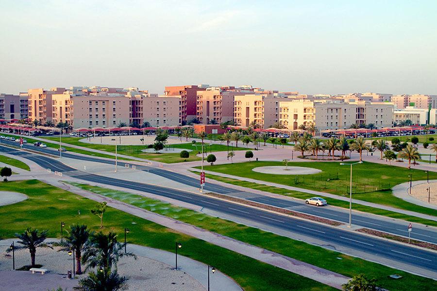 The Park Residences Apartments Barwa City Mesaimeer